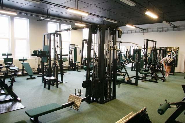 Fitness Tyran